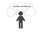 Customers and Influencers