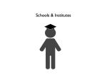 Schools and Institutes