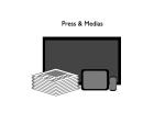 Press and Medias