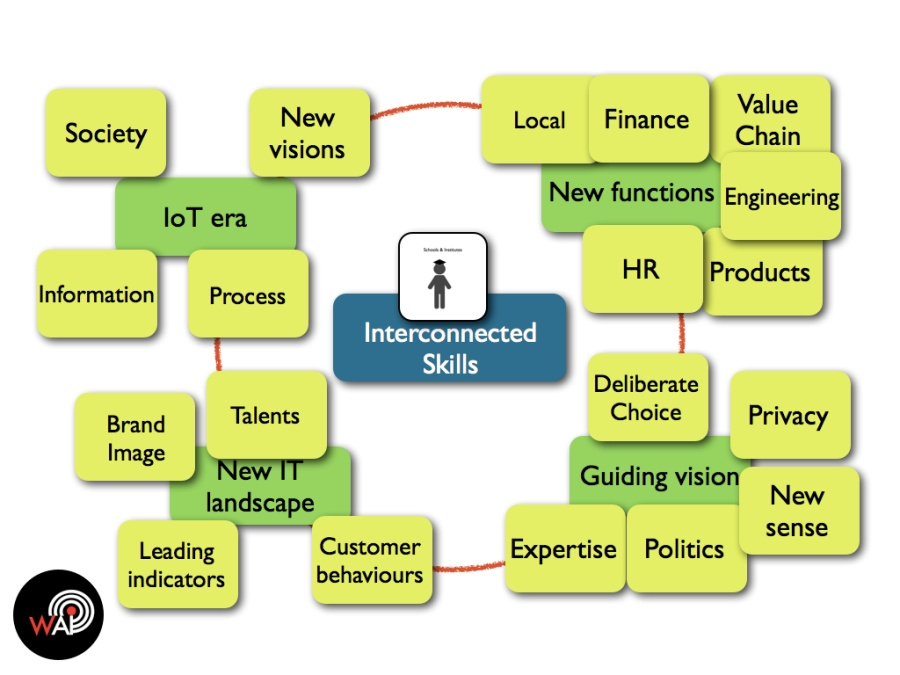 Interconnected Skills and Capabilities