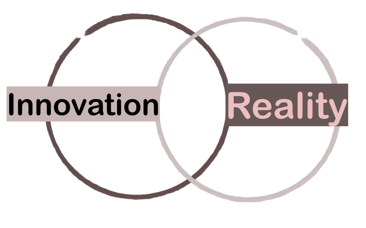 We Are Innovation because we are real