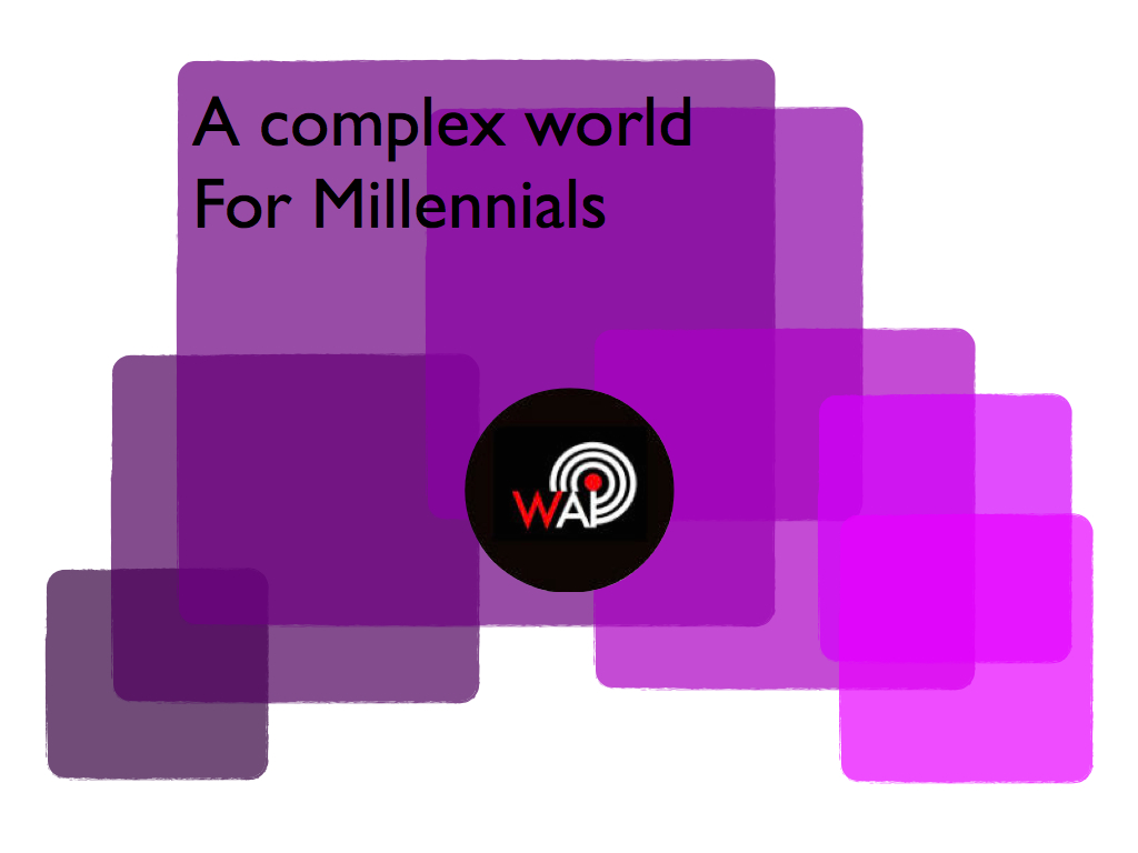 The complex world around Millennials