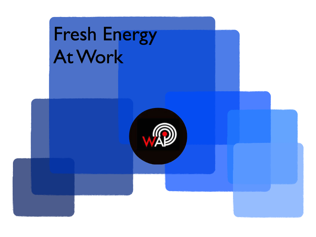 Fresh energy at work: Millennials get on board