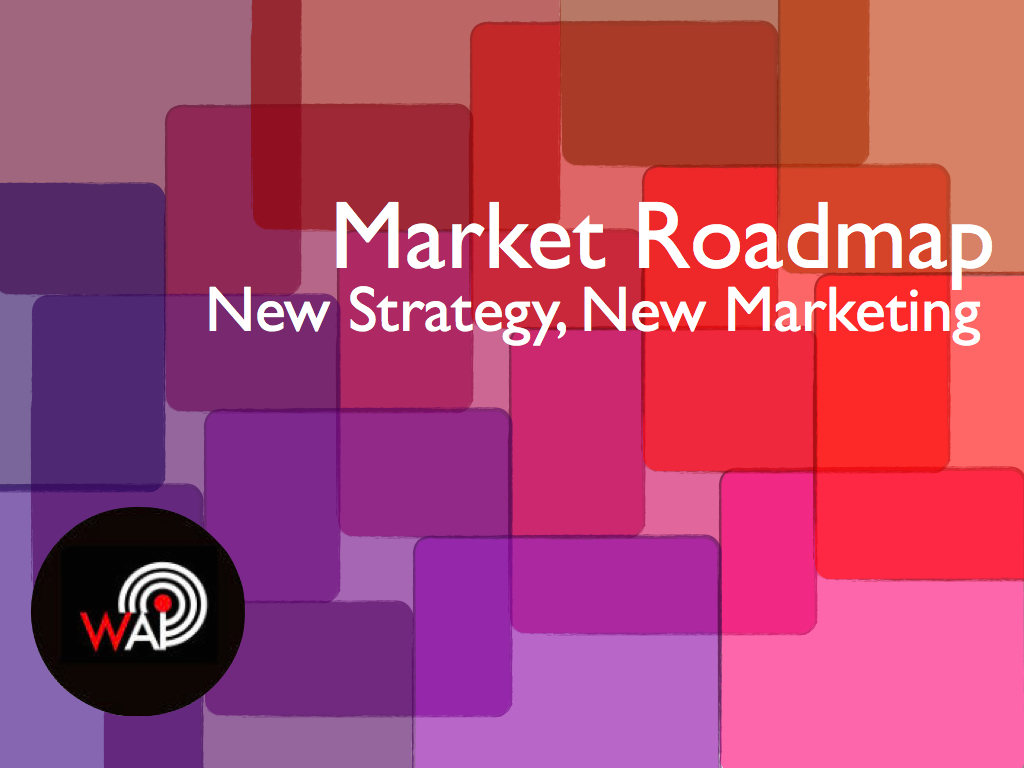 Market Roadmap: New Strategy, New Marketing