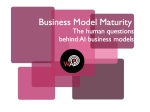 AI Business Model Maturity