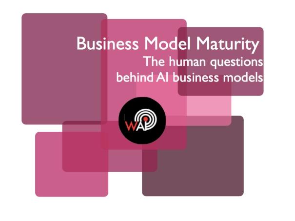 AI Business Model Maturity