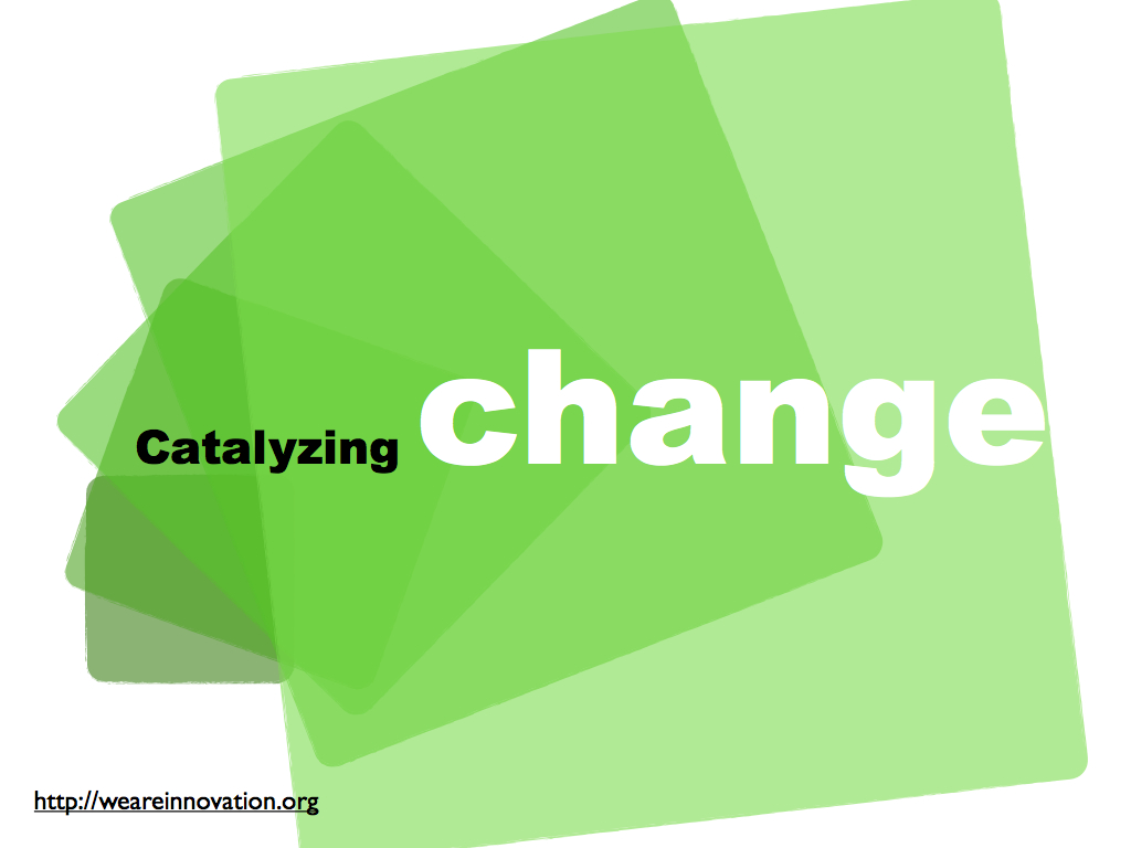 Daily Pick: 3 ways to catalyze change through networks and communities