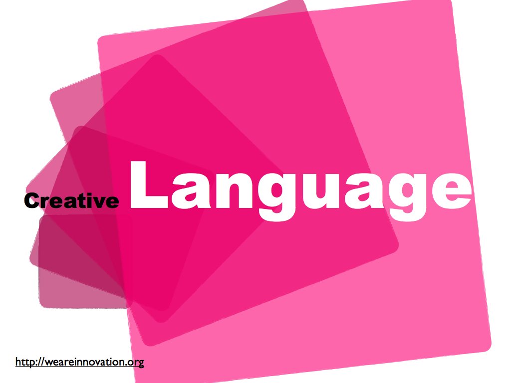 language innovation The 11th international conference on language, innovation, culture, and  education (iclice) 2018 is a multi-disciplinary forum discussing theories,  research.