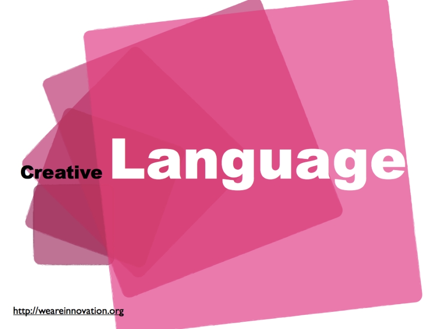 Creative language