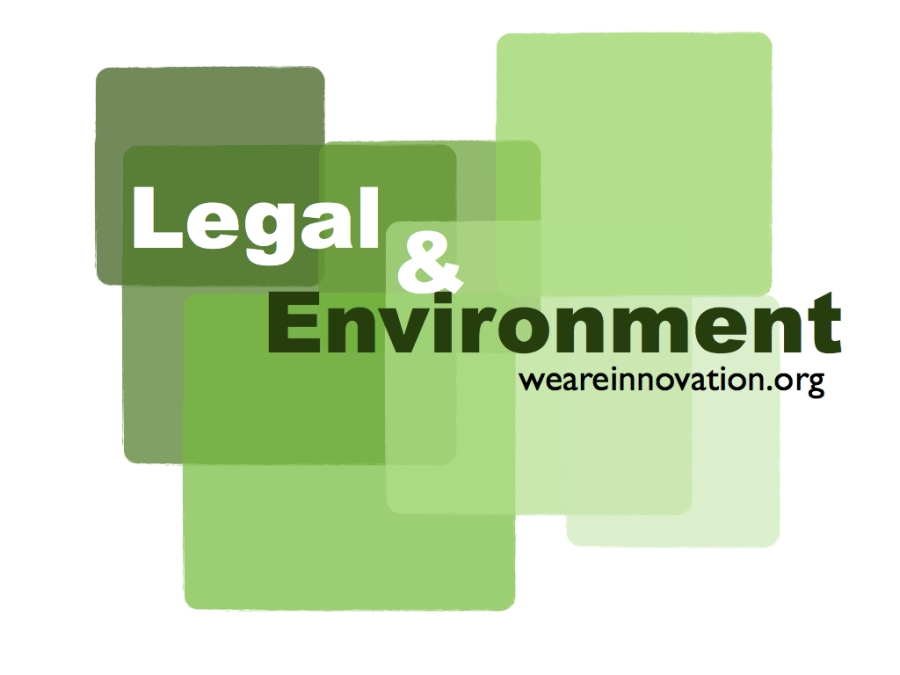 Legal and Environment