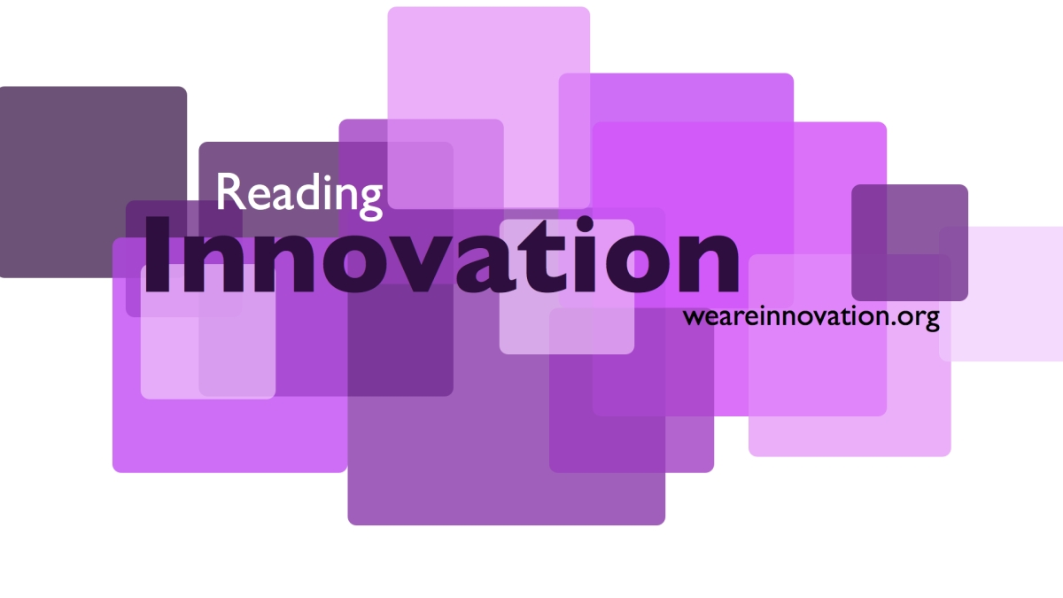 We Are Innovation because we read