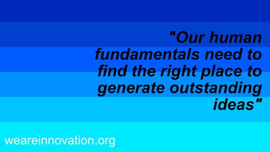 quote human and digital innovation